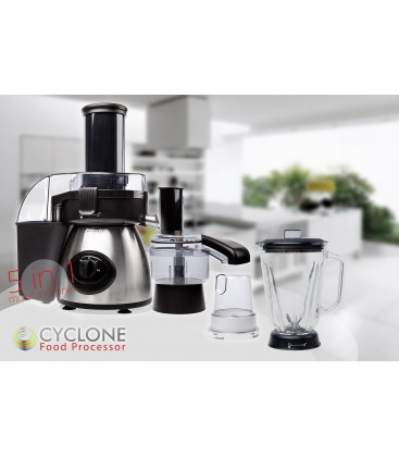 Robot Cyclone Food Processor